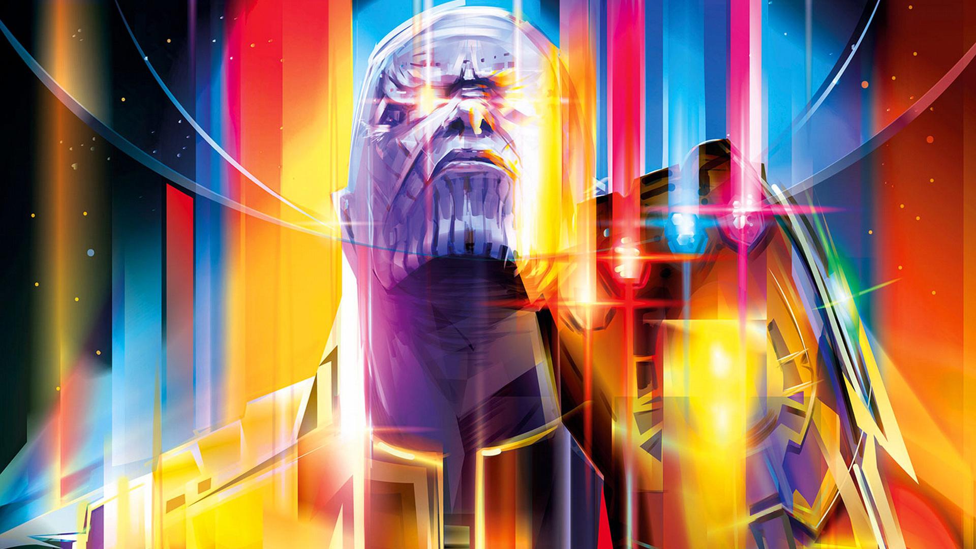 1920x1080 Thanos Avengers Infinity War 2018 Empire Laptop Full Hd