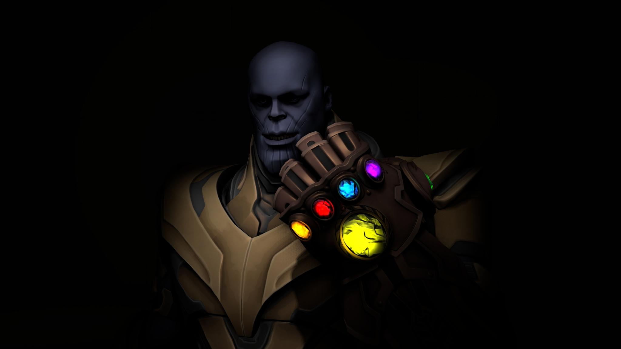 2048x1152 Thanos Fortnite 2048x1152 Resolution Hd 4k