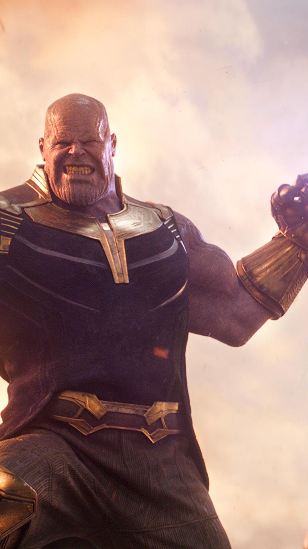 Wallpaper 4 K Thanos