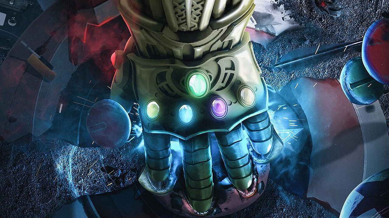 1280x720 thanos infinity gauntlet 720p hd 4k wallpapers, images
