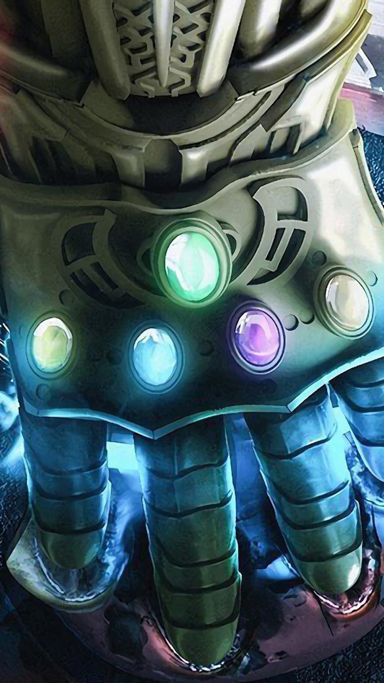 Thanos Infinity Gauntlet Ek Jpg