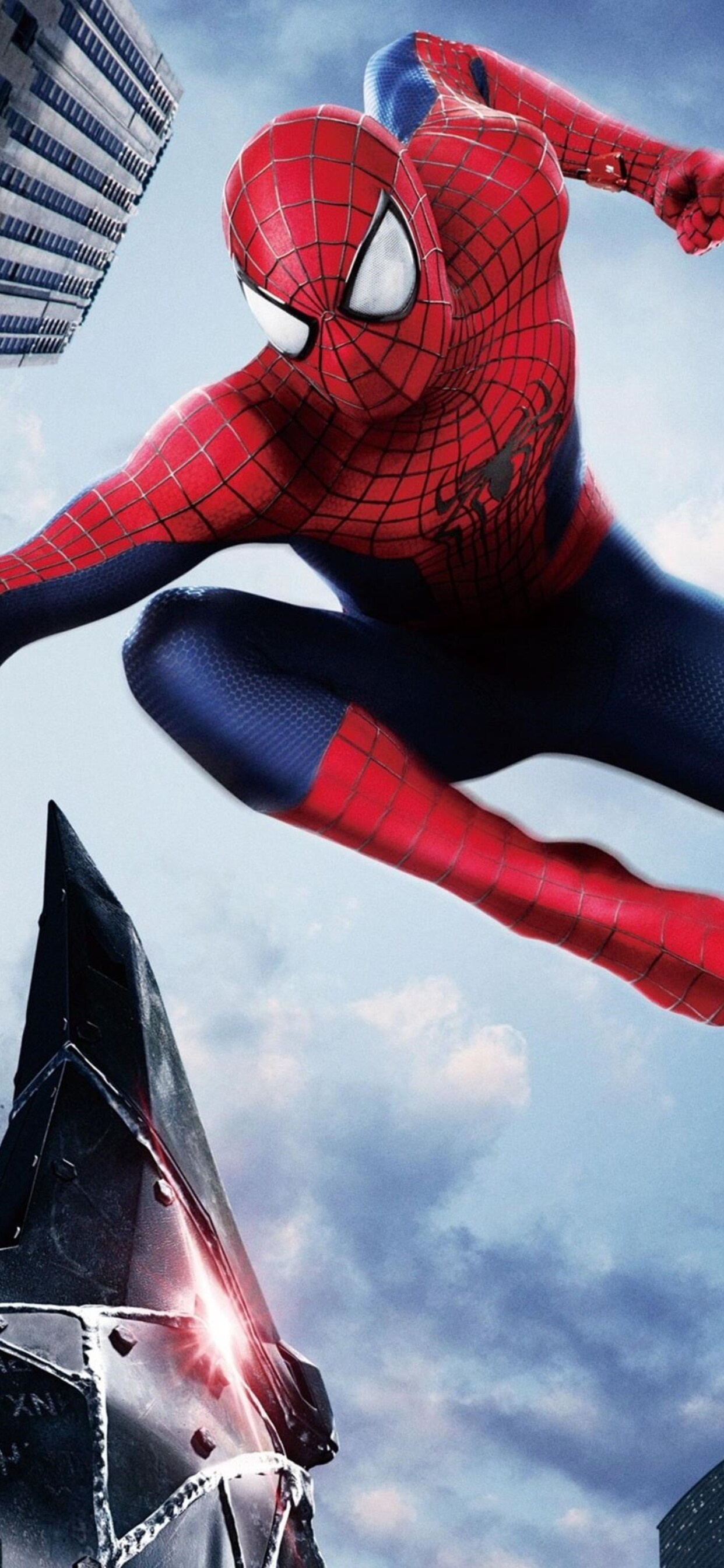 1242x2688 The Amazing Spider Man Iphone Xs Max Hd 4k Wallpapers