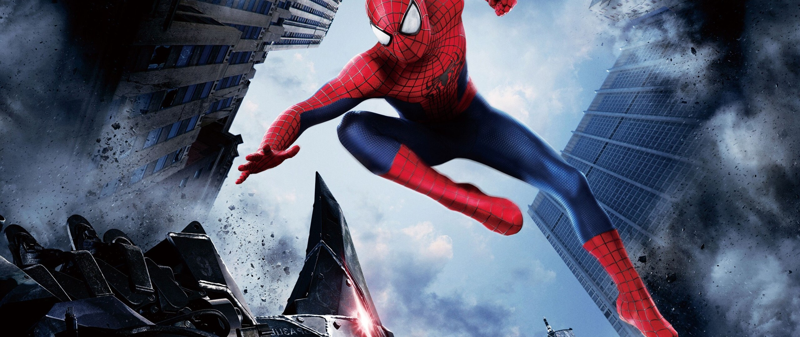 Download 2017 Spiderman Homecoming HD 4k Wallpapers In 2560x1080 ...