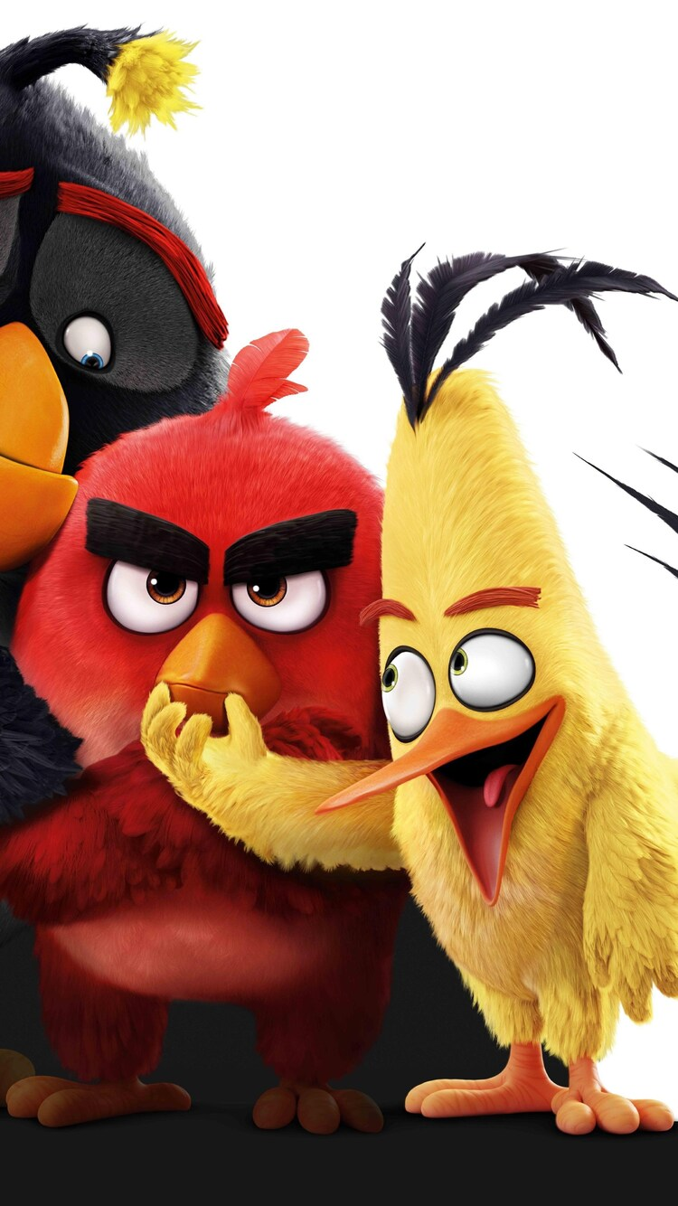 750x1334 The Angry Birds 8k Iphone 6 Iphone 6s Iphone 7 Hd 4k