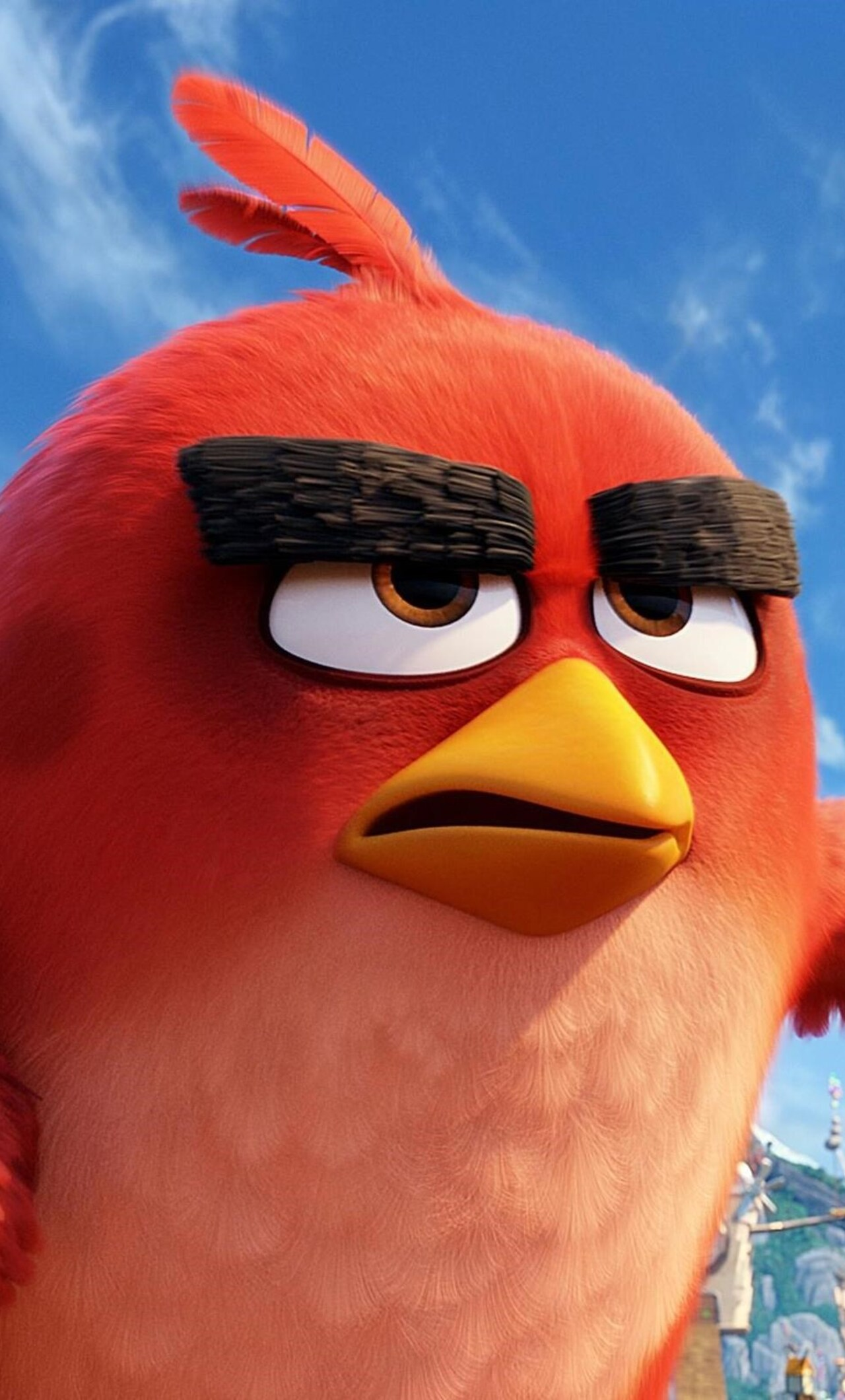 1280x2120 The Angry Birds Movie Hd Iphone 6 Hd 4k Wallpapers