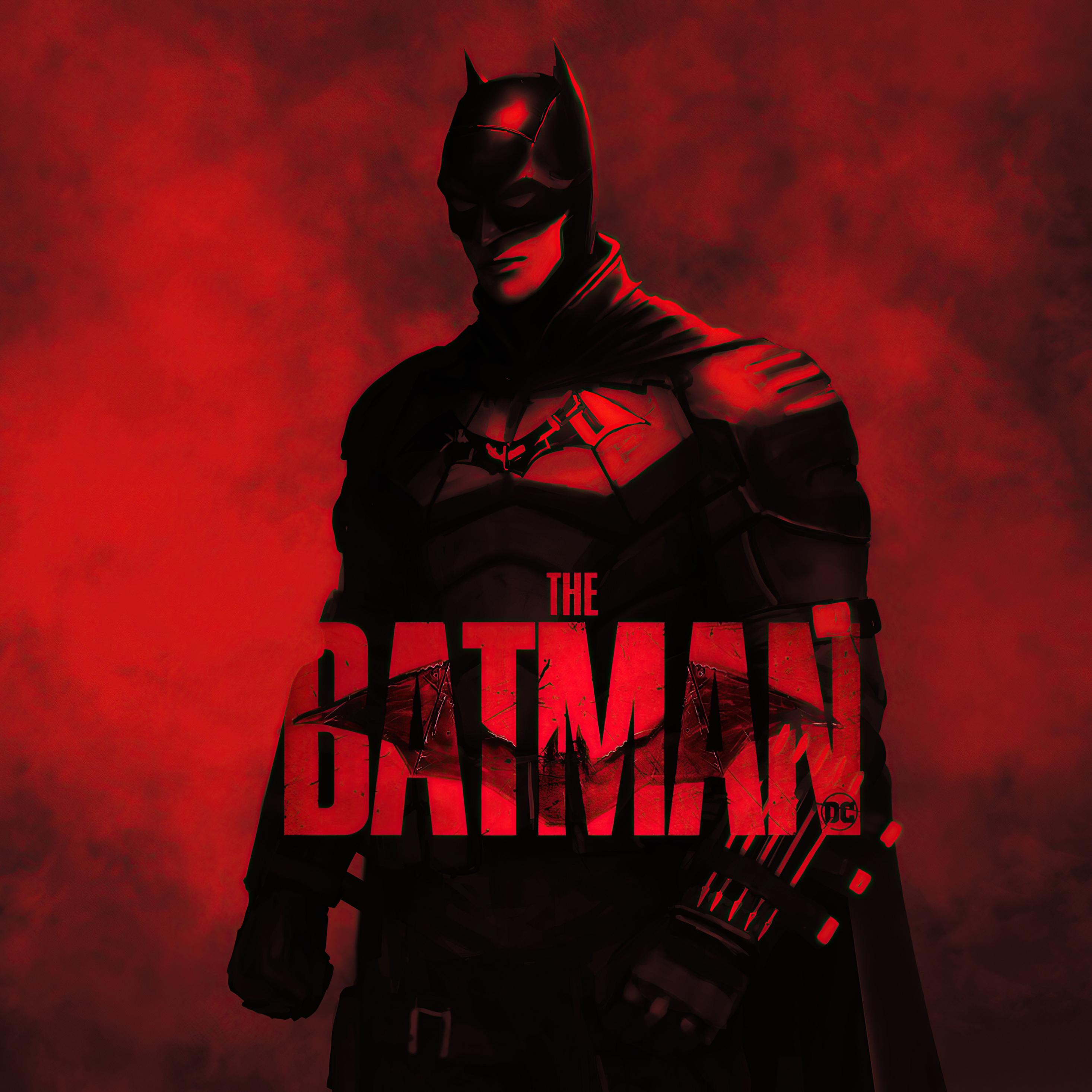 2932x2932 The Batman Dc 2021 Ipad Pro Retina Display HD 4k ...