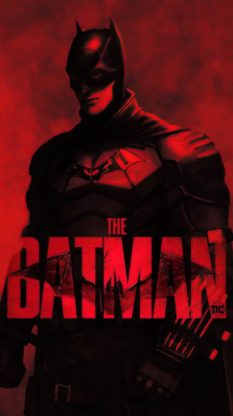 480x854 The Batman Dc 2021 Android One HD 4k Wallpapers ...