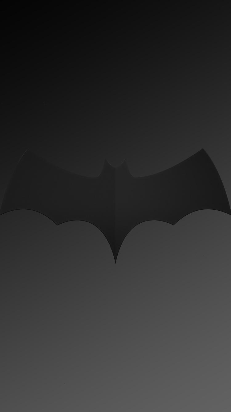 750x1334 The Batman Logo Iphone 6 Iphone 6s Iphone 7 Hd 4k