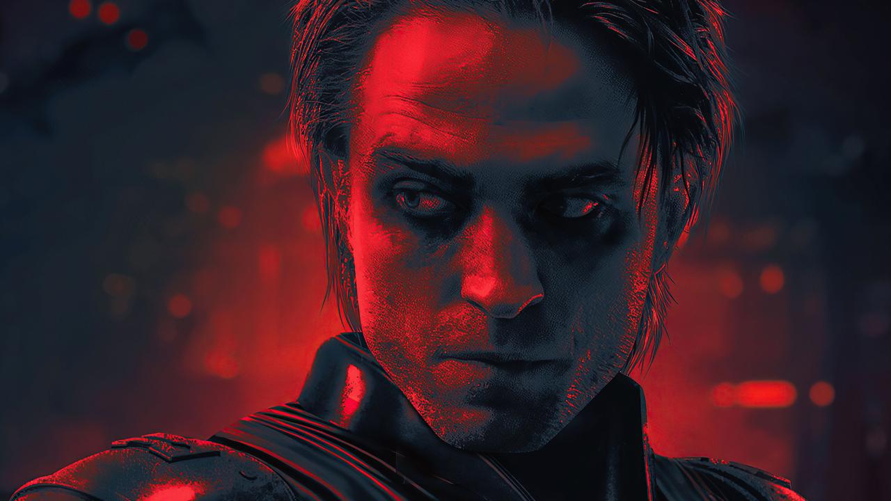1280x720 The Batman Robert Pattinson 2021 Movie 720P HD 4k ...