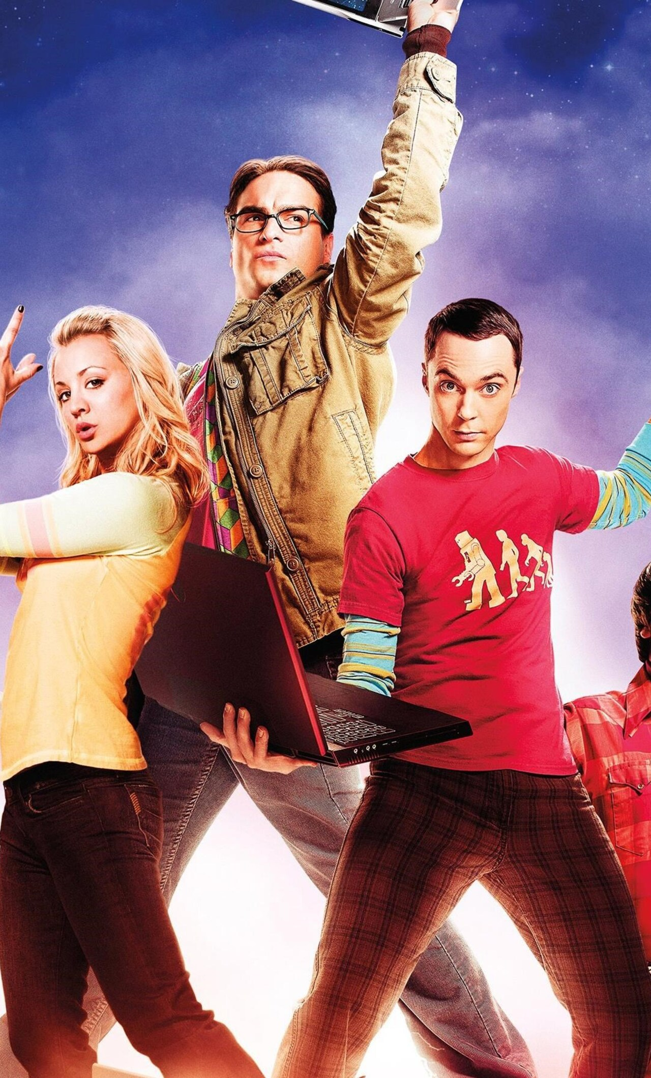 1280x2120 The Big Bang Theory 4 Iphone 6 Hd 4k Wallpapers Images