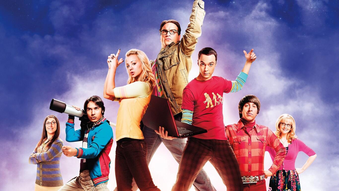 1366x768 The Big Bang Theory 4 1366x768 Resolution Hd 4k