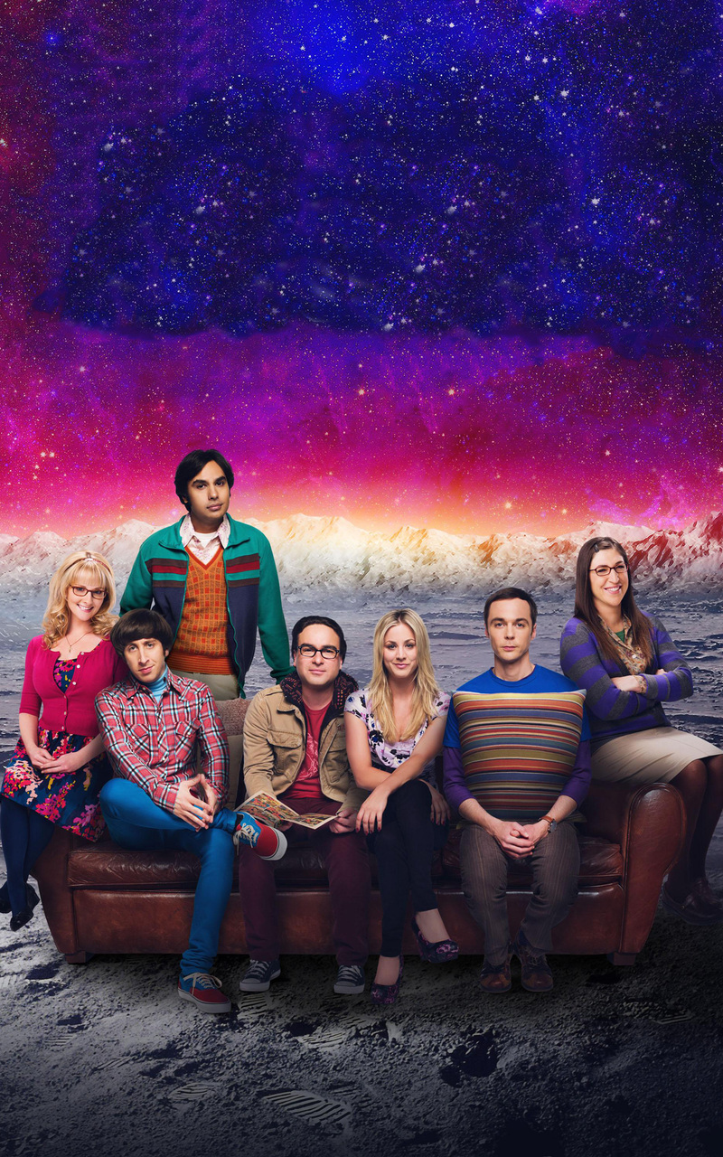The Big Bang Theory Temporada 11 Ingles Subtitulado 720p