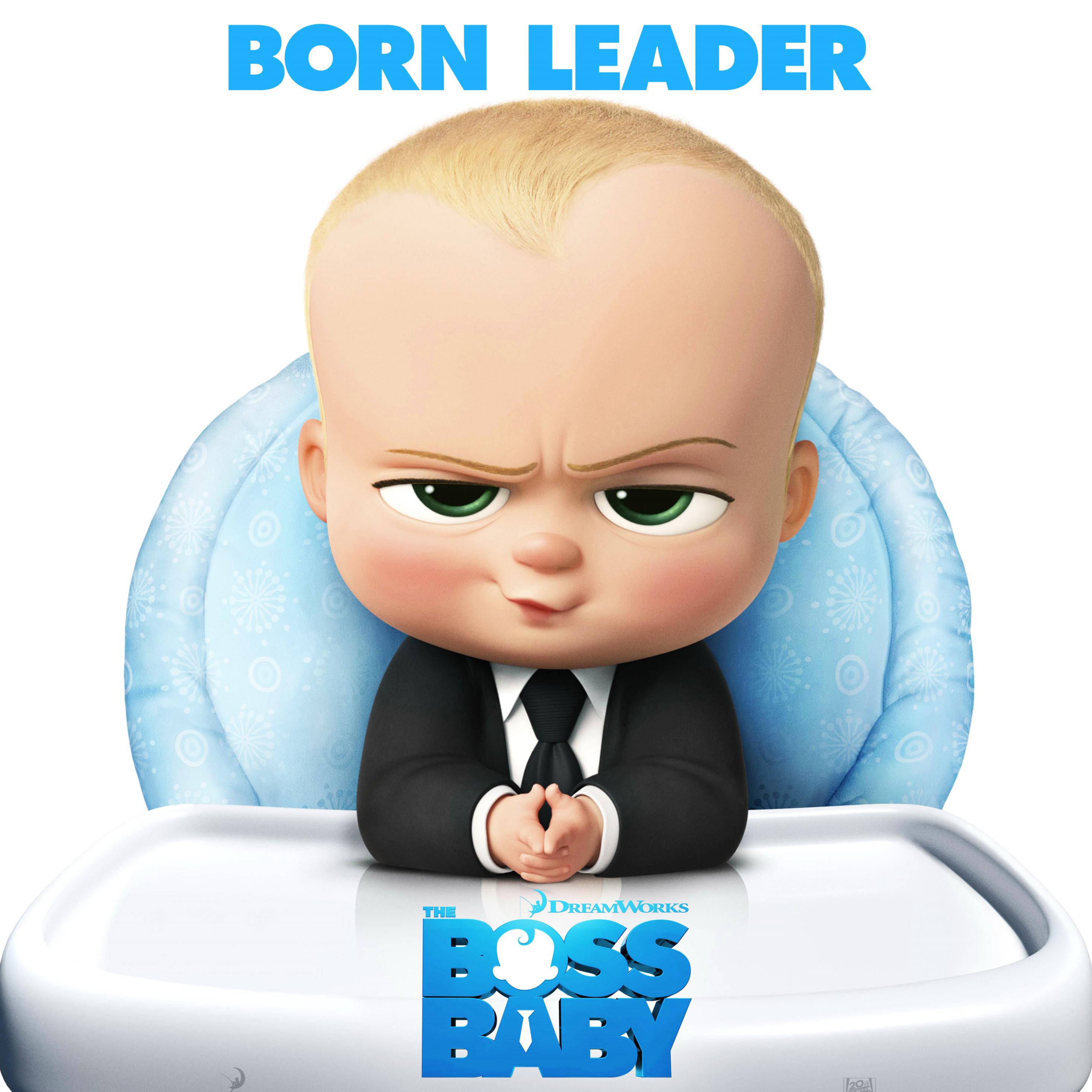 2932x2932 The Boss Baby Ipad Pro Retina Display Hd 4k
