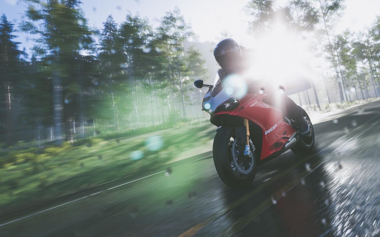 1440x900 The Crew 2 Ducati Panigale R 1440x900 Resolution HD