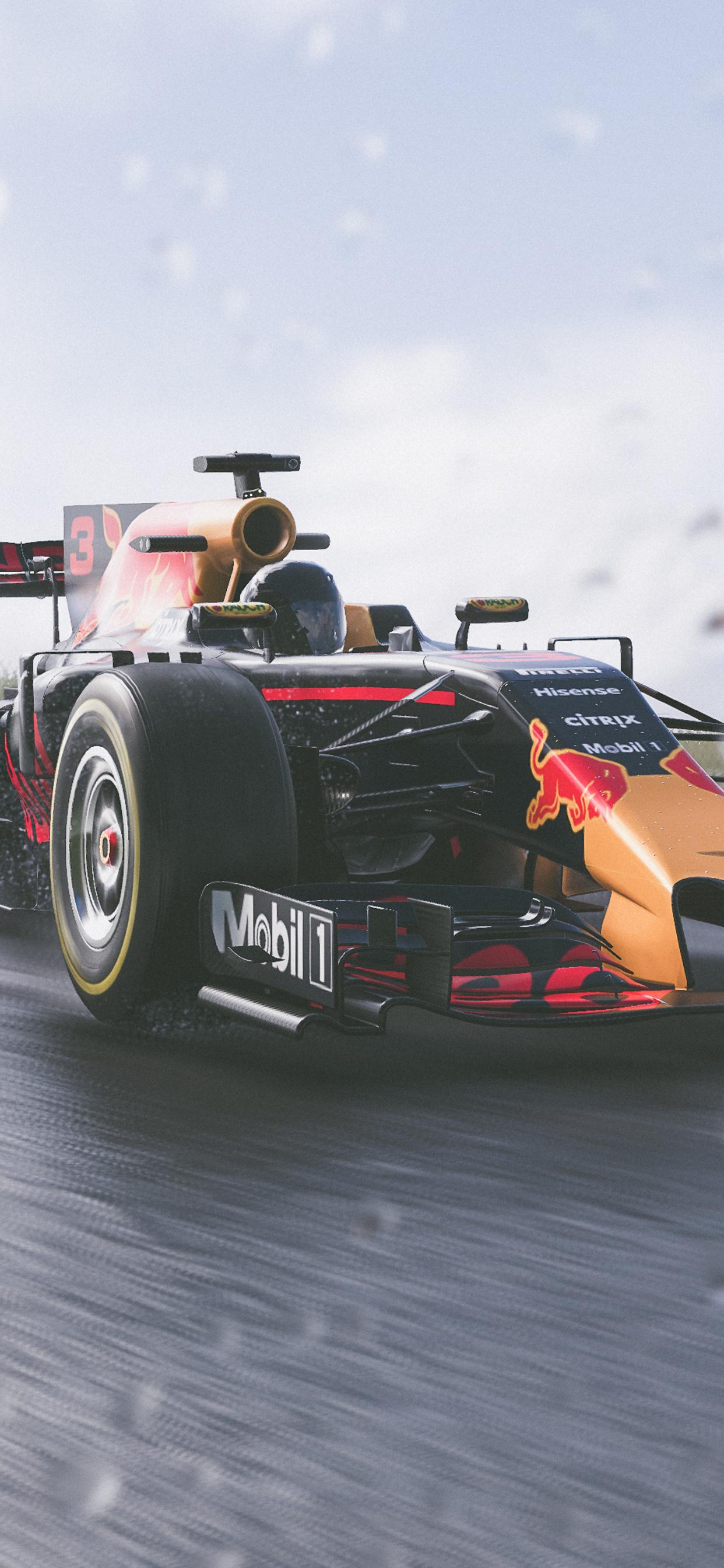 Sports Wallpapers Red Bull F1 Car Hd Wallpaper