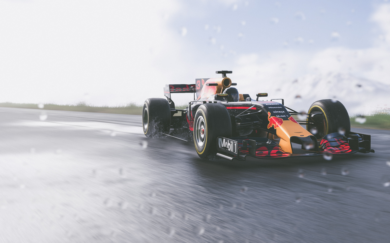 2880x1800 The Crew 2 Red Bull F1 Car 4k Macbook Pro Retina ...