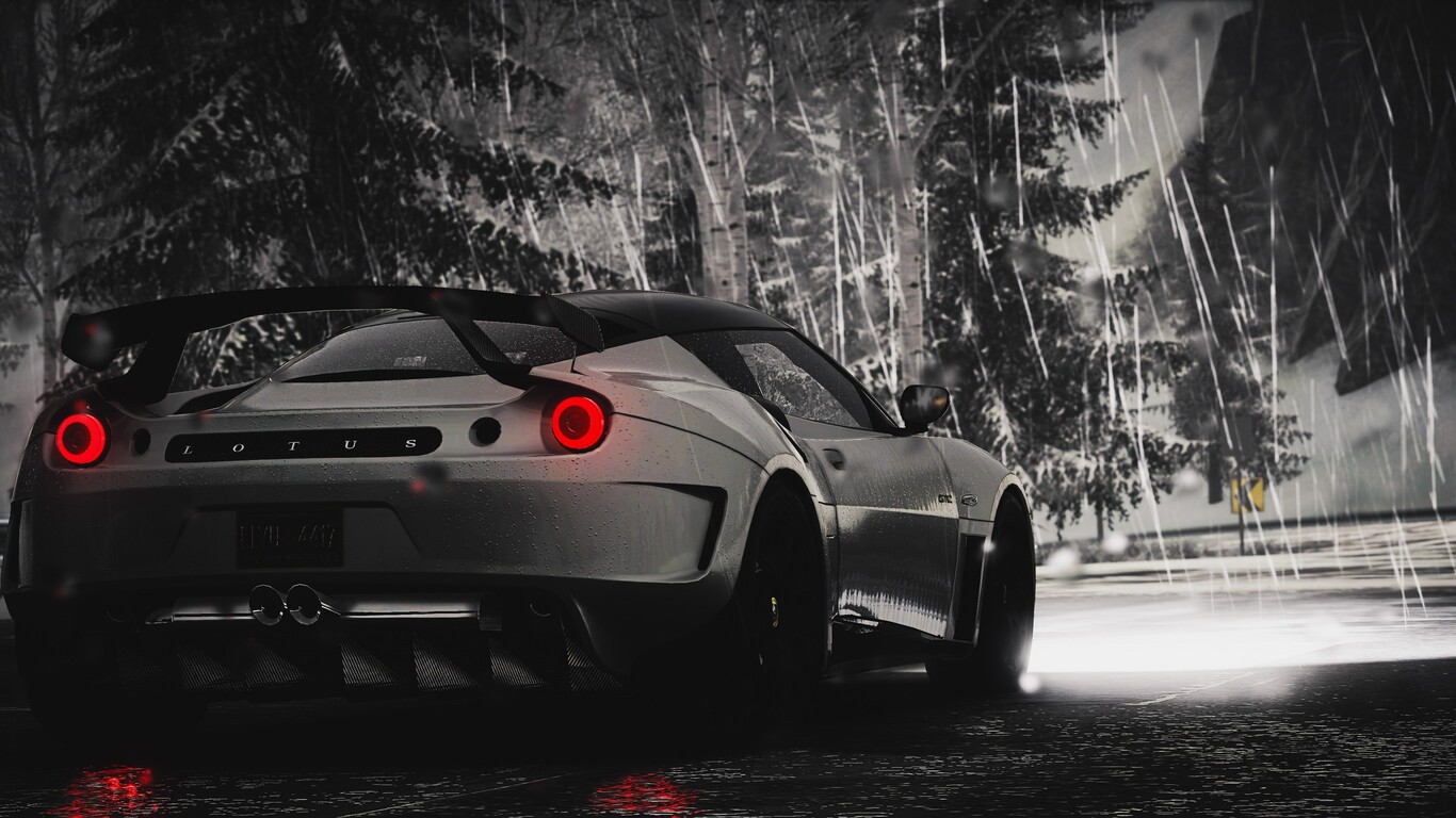 Awesome 4k Wallpapers Cars: 1366x768 The Crew Lotus Cars 4k 1366x768 Resolution HD 4k