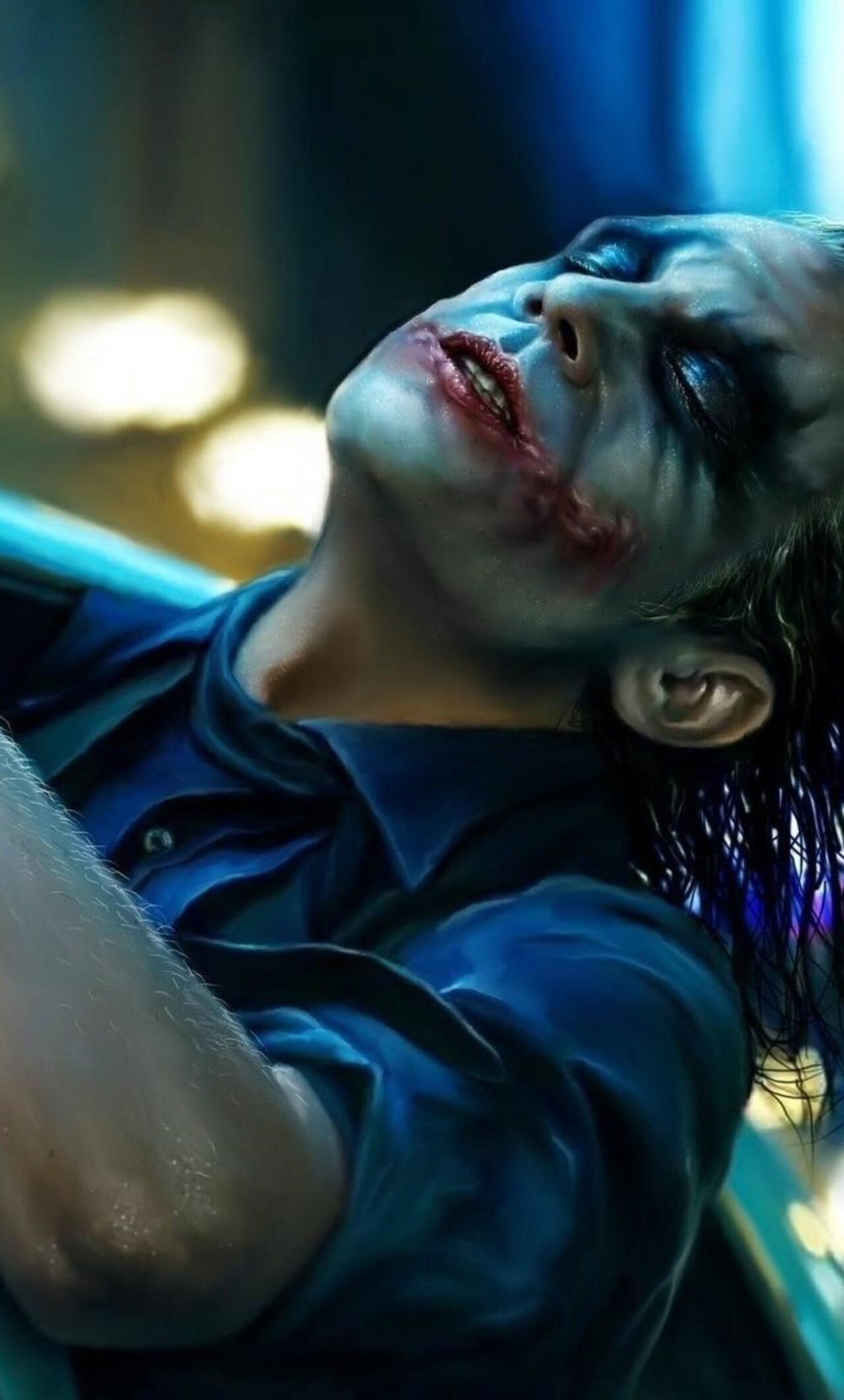 The Dark Knight Joker Artwork Qhd