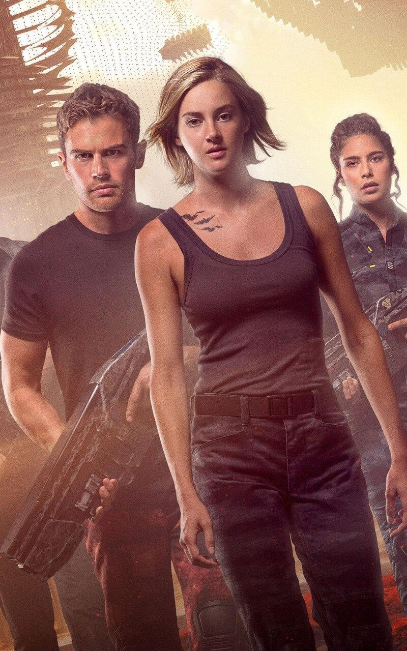 800x1280 The Divergent Series Allegiant 2016 Movie Nexus 7 Samsung Galaxy Tab 10 Note Android Tablets Hd 4k Wallpapers Images Backgrounds Photos And Pictures