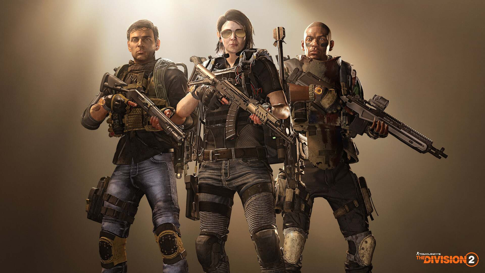 1920x1080 The Division 2 Hard Wired Laptop Full Hd 1080p Hd