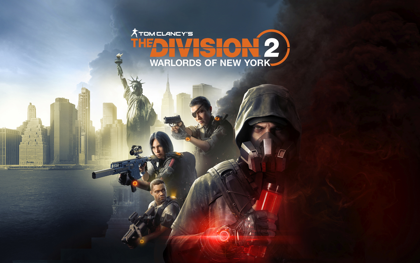 1440x900 The Division 2 Warlords Of New York 2020 1440x900
