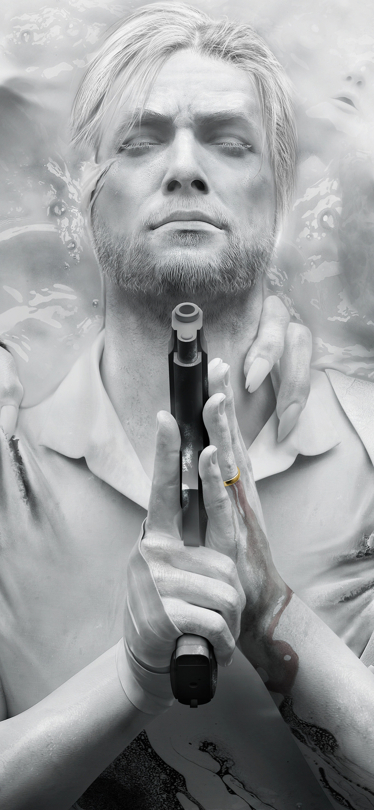1242x2688 The Evil Within 2 Iphone Xs Max Hd 4k Wallpapers