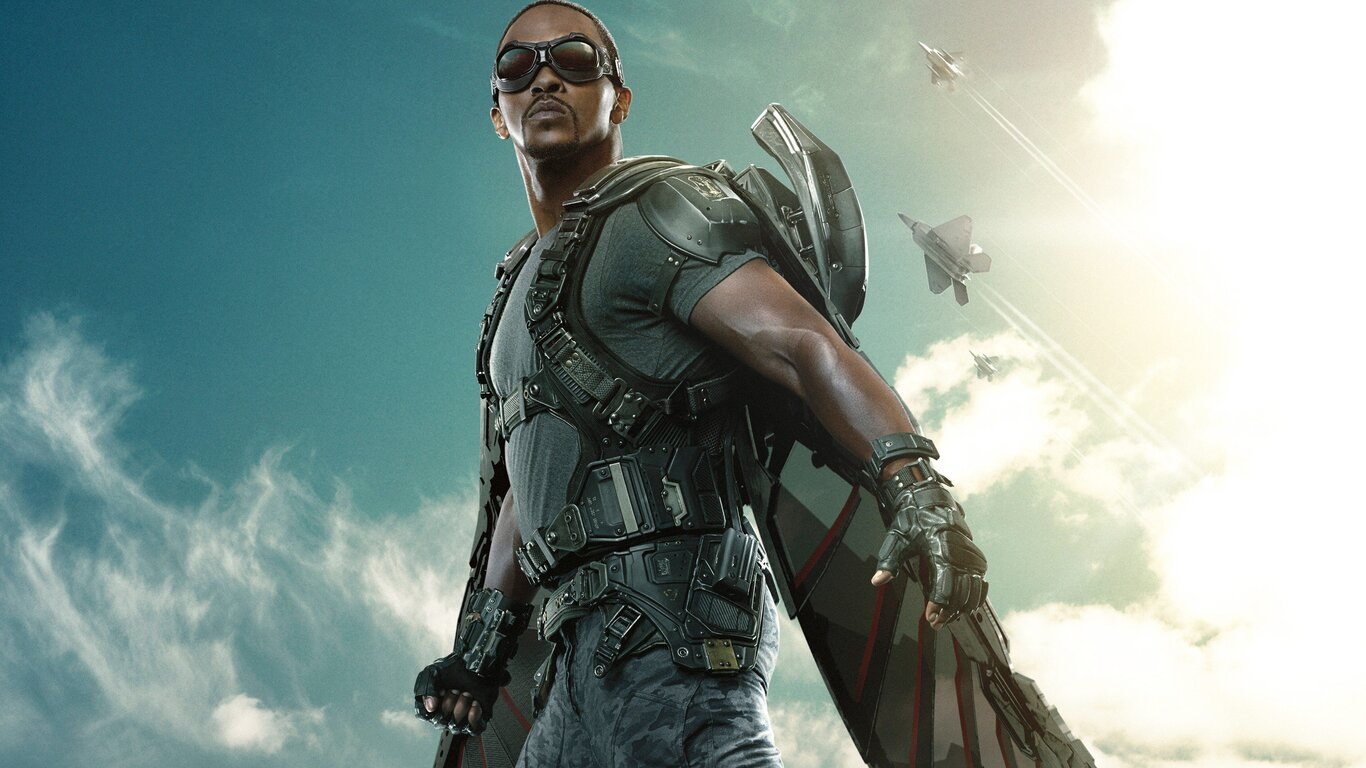 Image result for falcon in winter soldier hd images