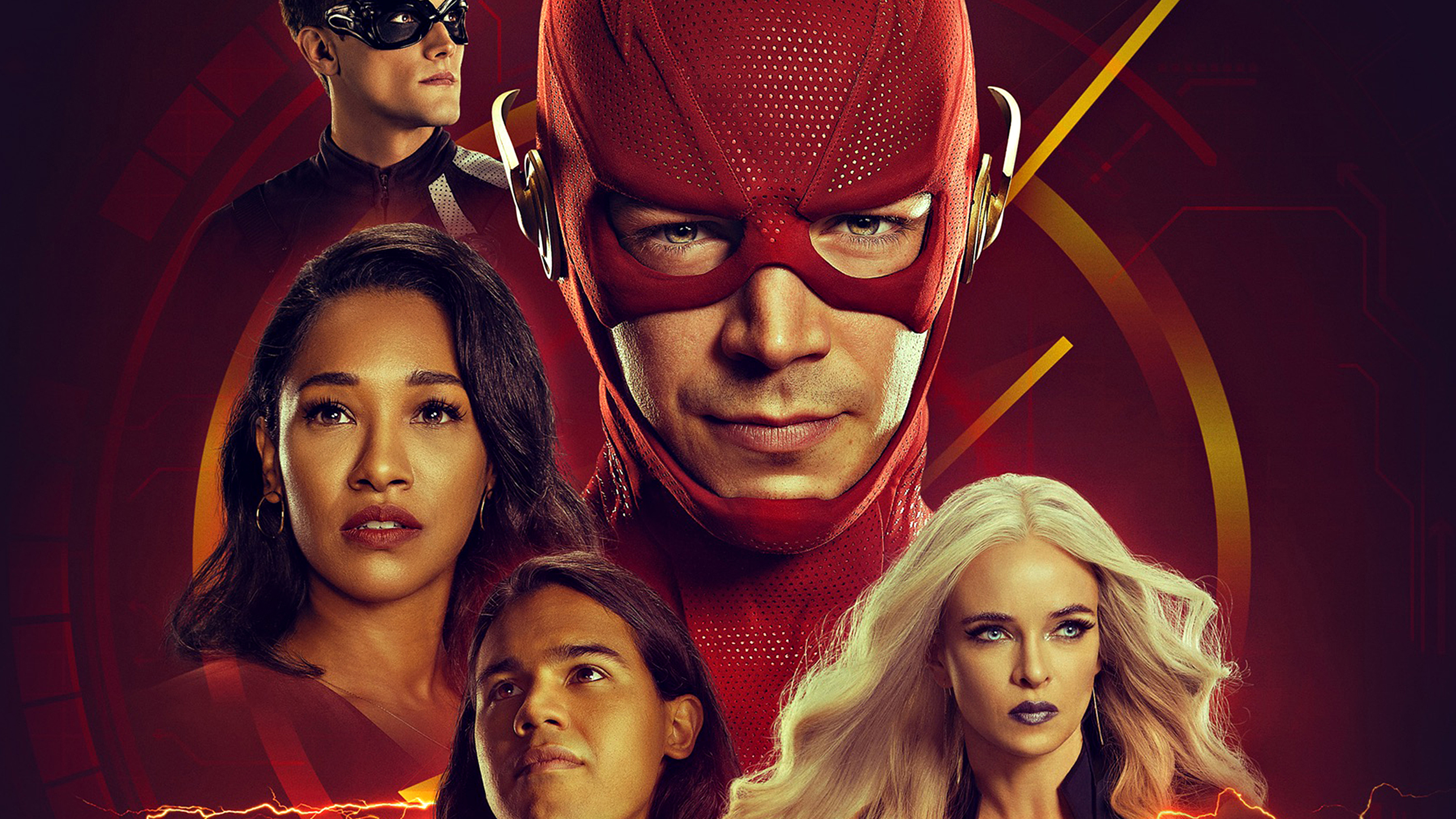 3840x2160 The Flash Season 6 4k Hd 4k Wallpapers Images