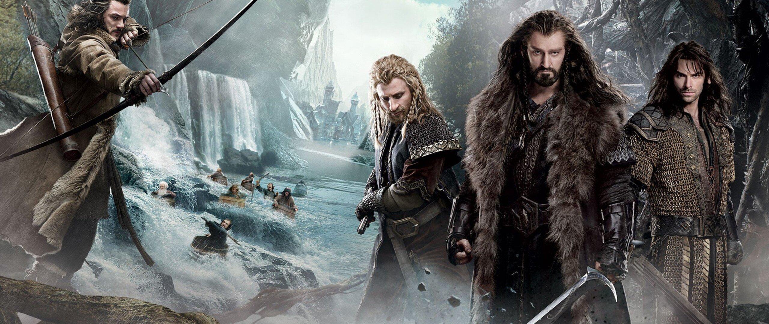 2560x1080 The Hobbit 2 Movie 2560x1080 Resolution HD 4k