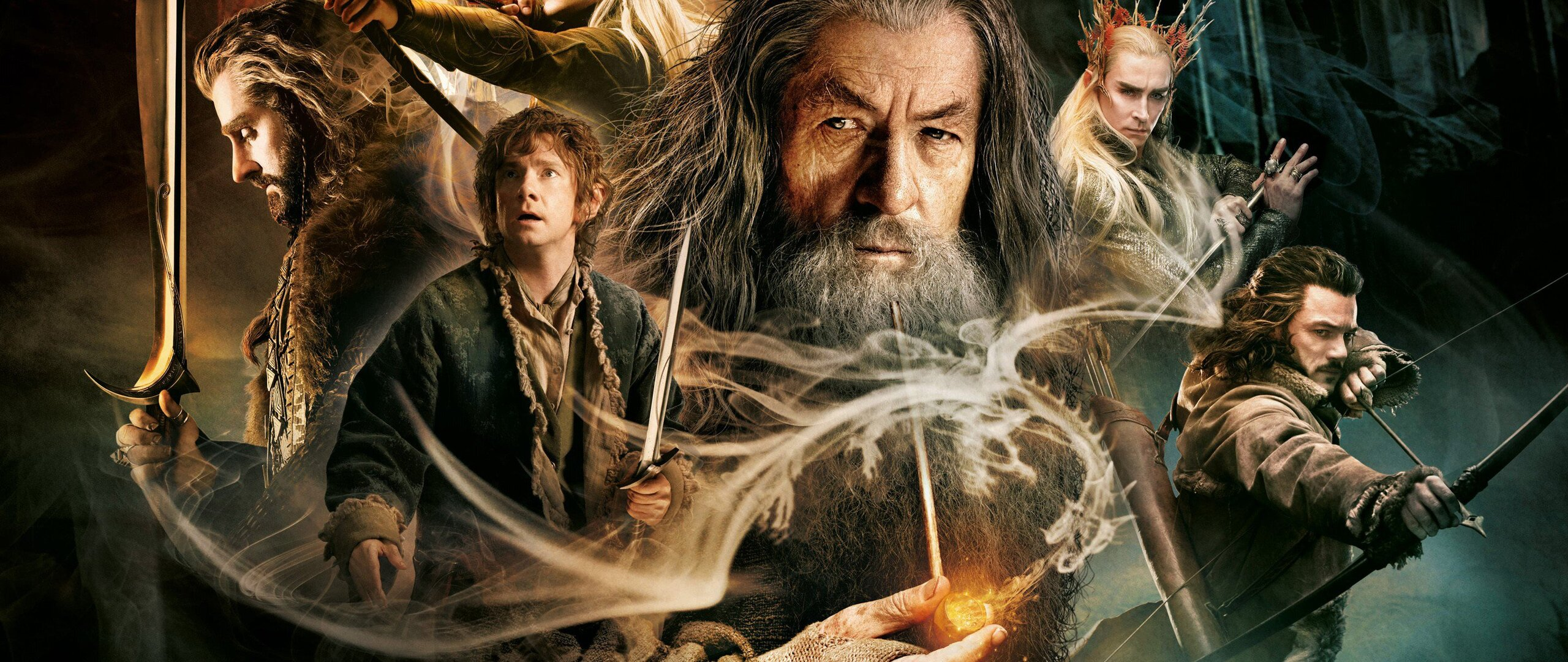2560x1080 the hobbit the desolation of smaug 2560x1080 resolution hd