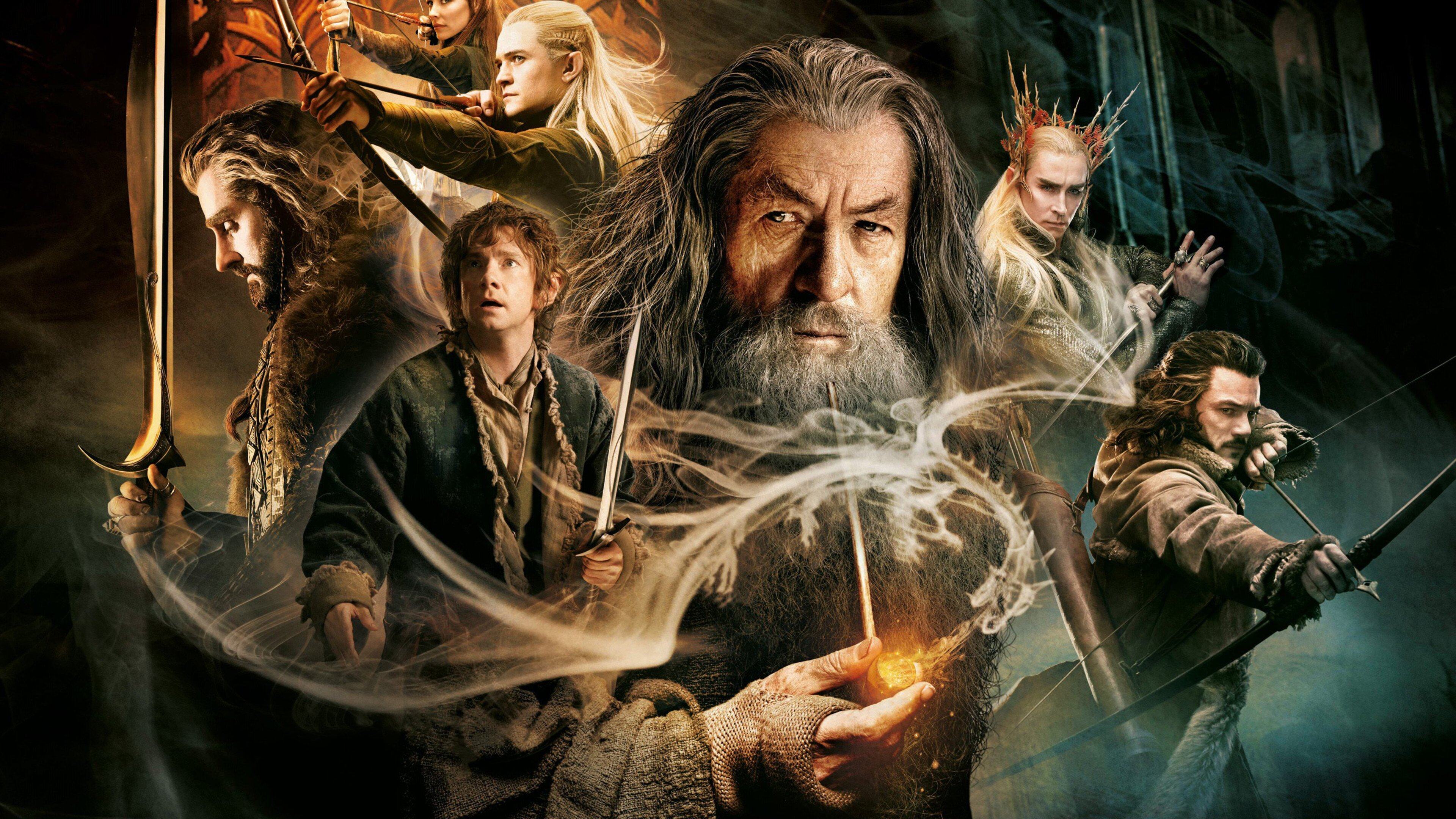 3840x2160 the hobbit the desolation of smaug 4k hd 4k wallpapers