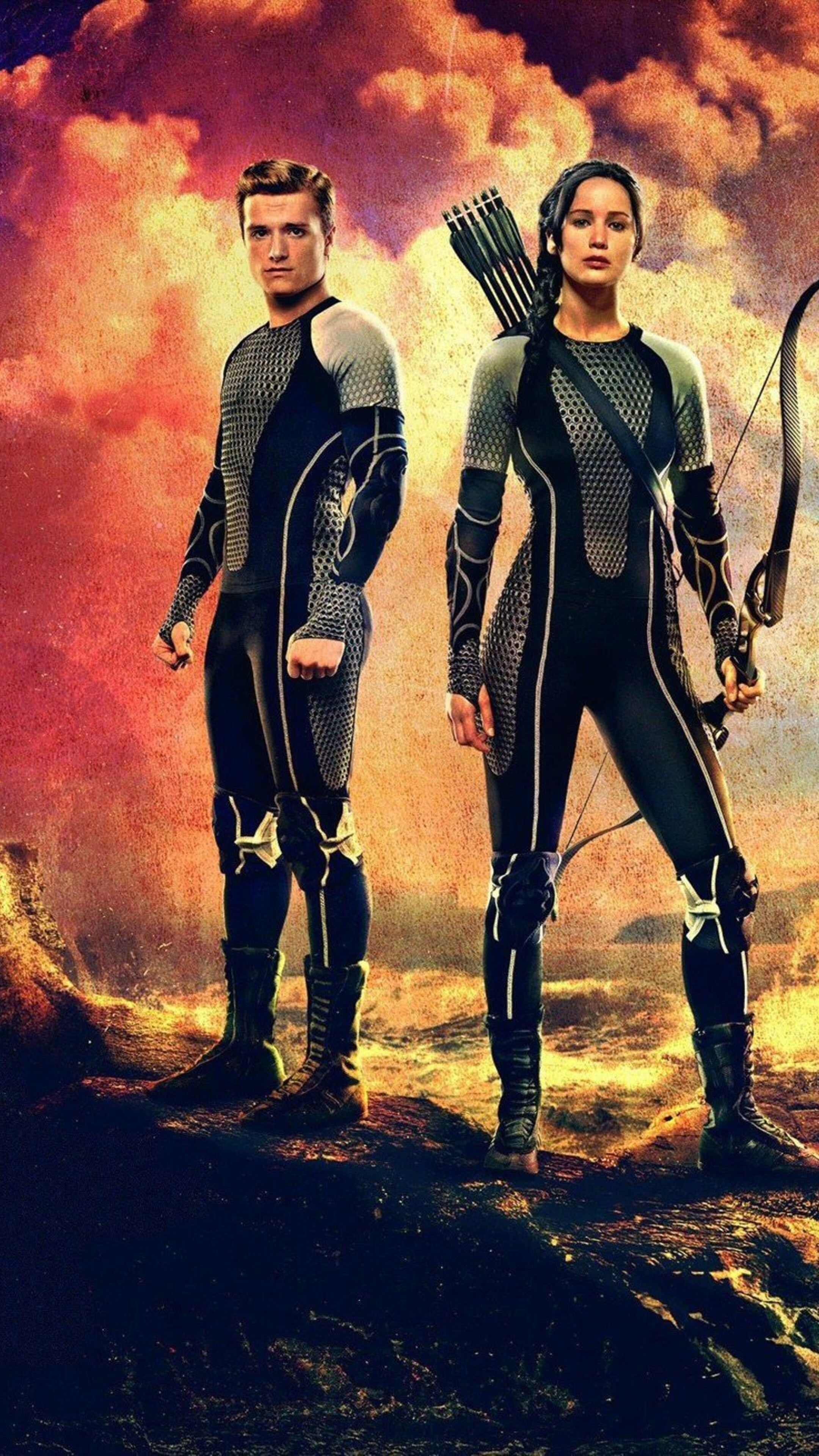 2160x3840 the hunger games catching fire sony xperia x,xz,z5 premium