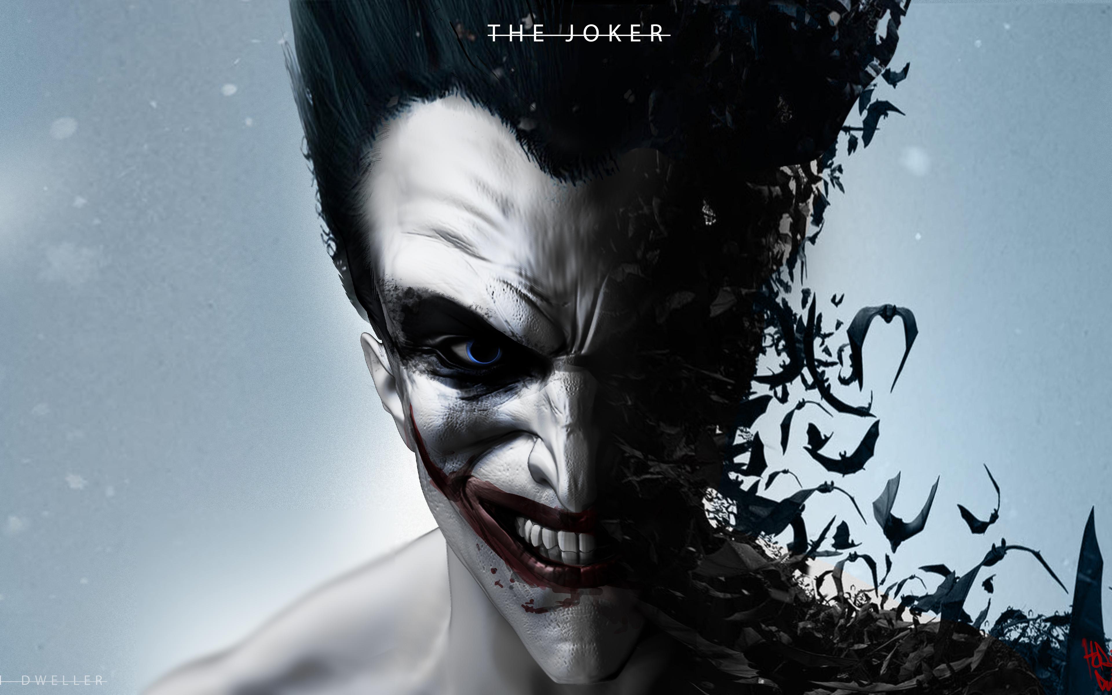 3840x2400 The Joker 4k HD 4k Wallpapers, Images ...