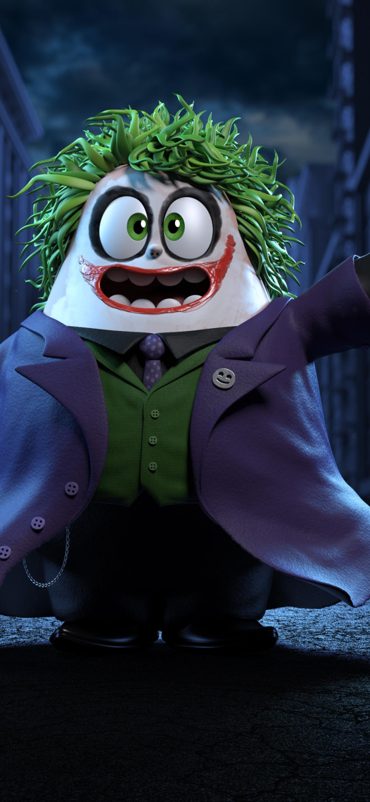 1242x2688 The Joker Fun Art Iphone Xs Max Hd 4k Wallpapers Images