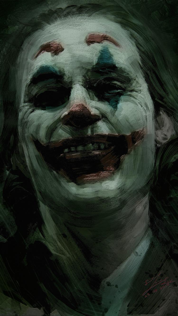 750x1334 The Joker Joaquin Phoenix 2019 Iphone 6 Iphone 6s