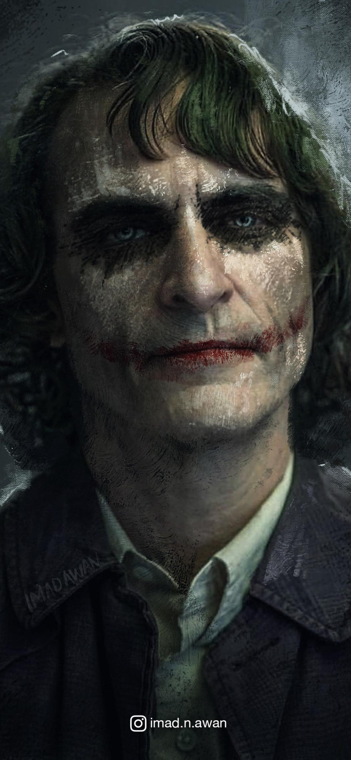 1125x2436 The Joker Joaquin Phoenix Iphone Xs Iphone 10