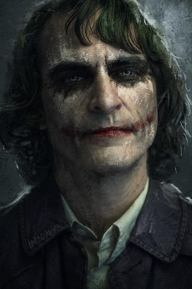 640x960 The Joker Joaquin Phoenix Iphone 4 Iphone 4s Hd 4k