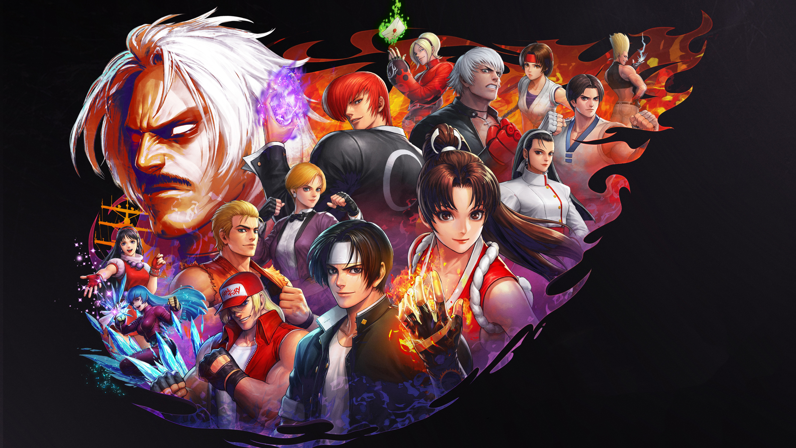 2560x1440 The King Of Fighters All Star 1440p Resolution Hd