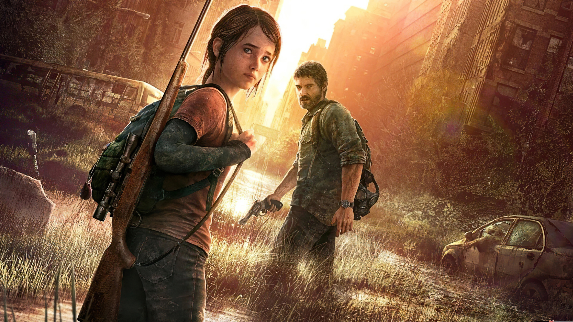 1920x1080 The Last Of Us Part II Game Laptop Full HD 1080P ...