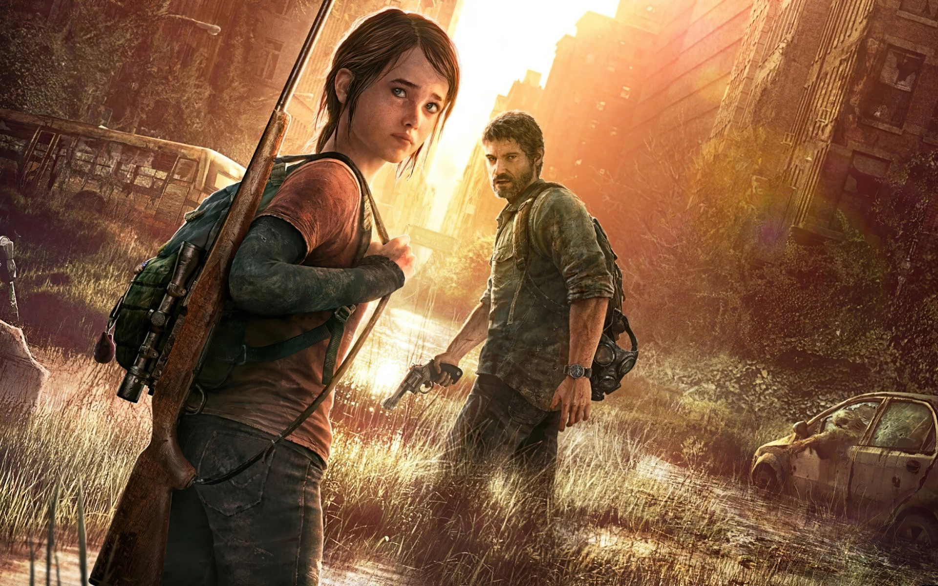 1920x1200 The Last Of Us Part II Game 1080P Resolution HD ...