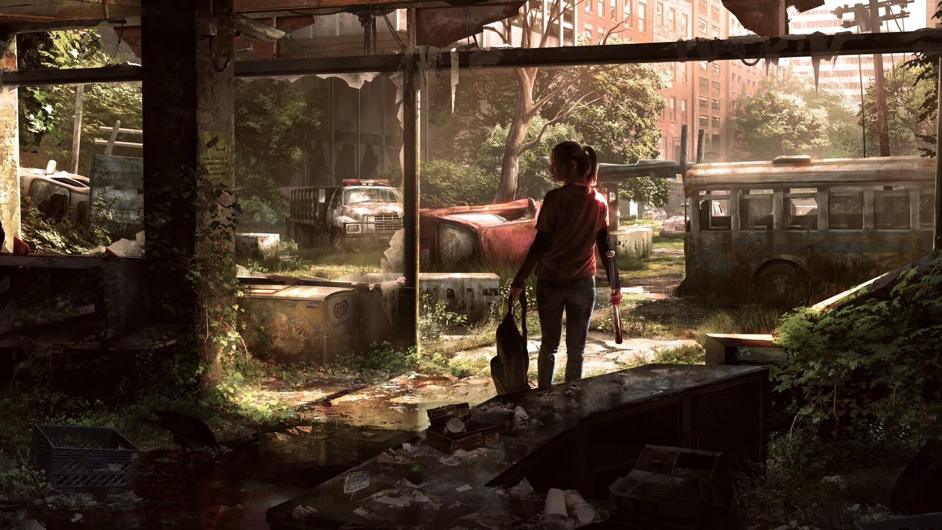 1920x1080 The Last Of Us Video Game 4k Laptop Full Hd 1080p Hd 4k