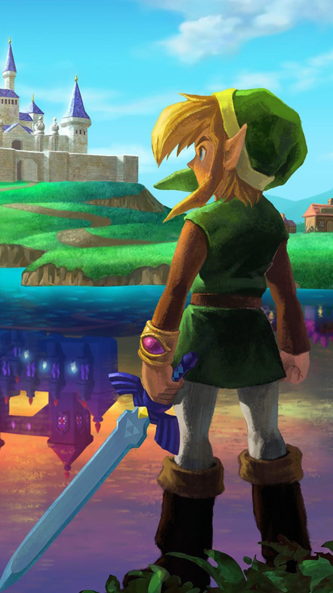 1080x1920 The Legend Of Zelda Video Game Iphone 7,6s,6 ...