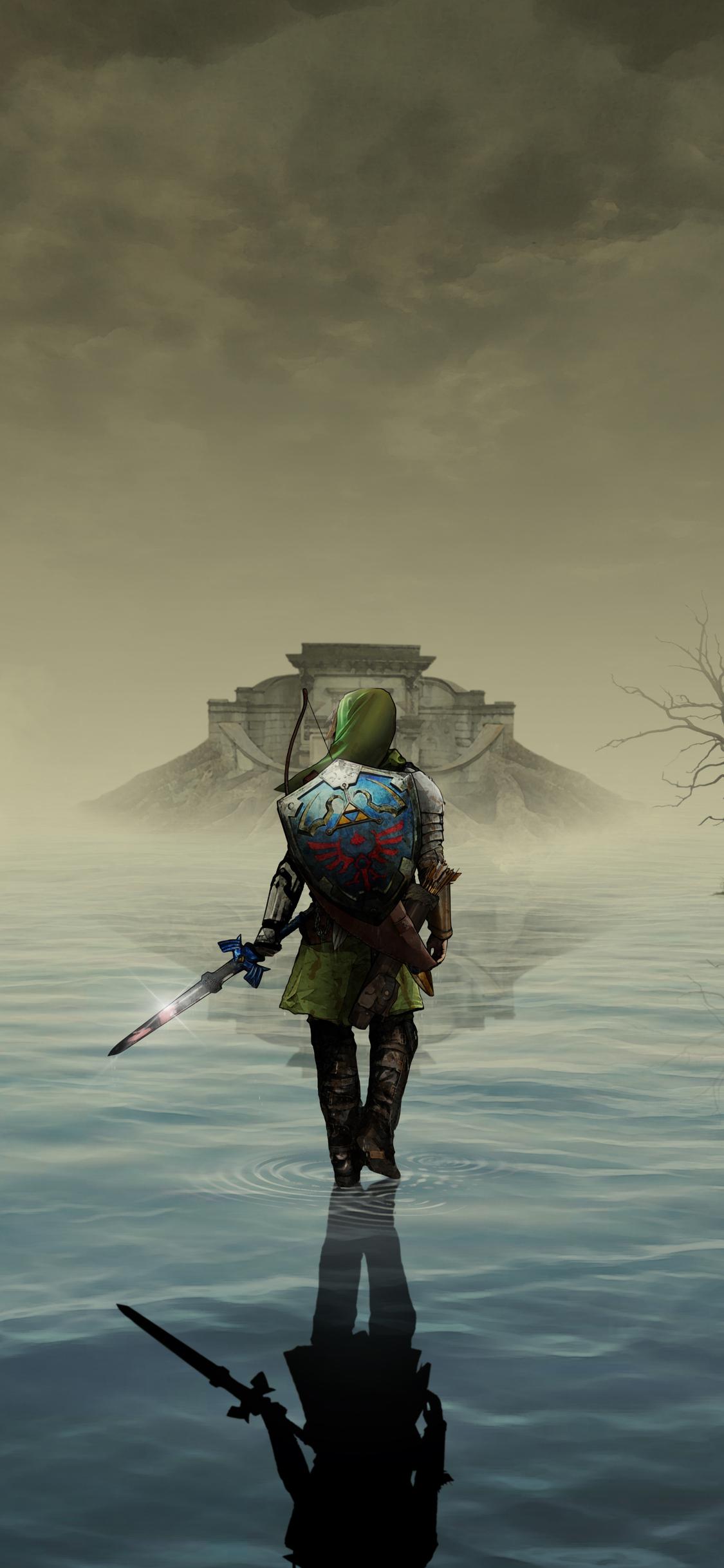 21x21 The Legend Of Zelda Walking Art Iphone XS,Iphone 21 ...