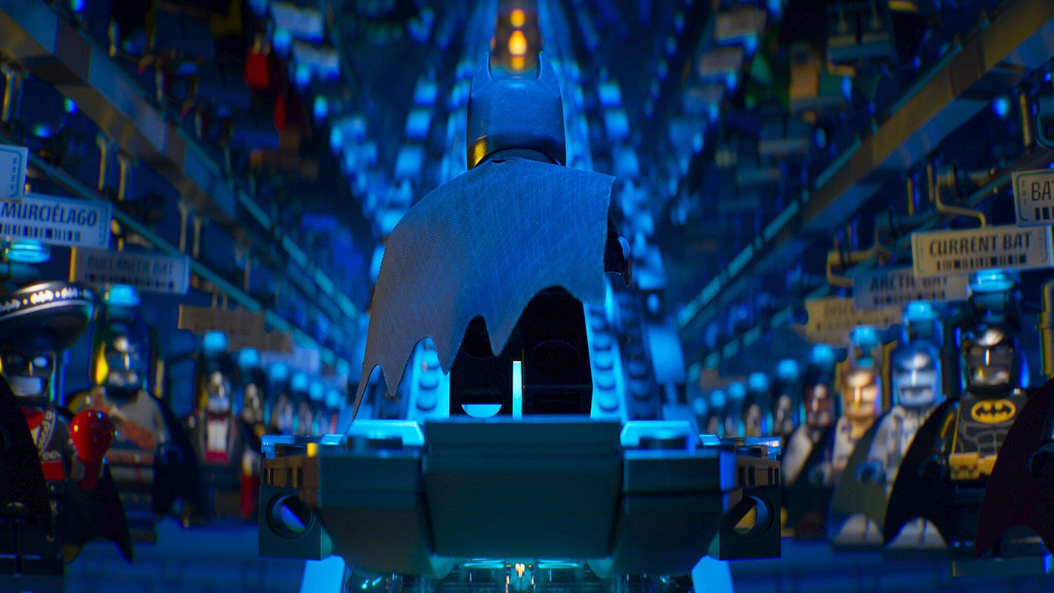The Lego Batman Movie Wallpaper: 2048x1152 The Lego Batman Movie HD 2048x1152 Resolution HD