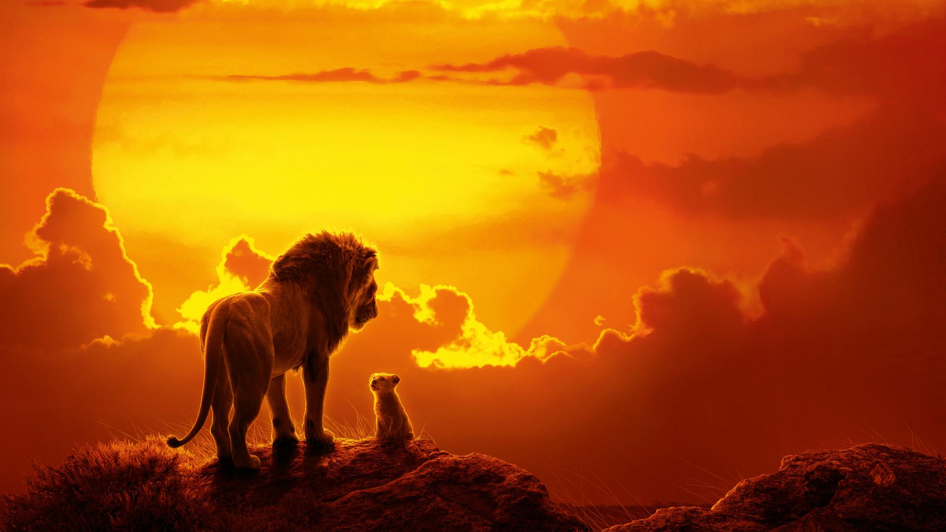 1920x1080 The Lion King Movie 8k Laptop Full Hd 1080p Hd 4k