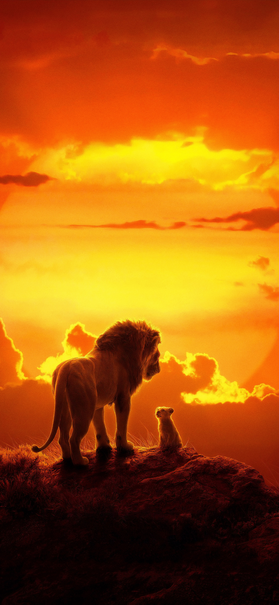 1125x2436 The Lion King Movie Iphone Xs Iphone 10 Iphone X