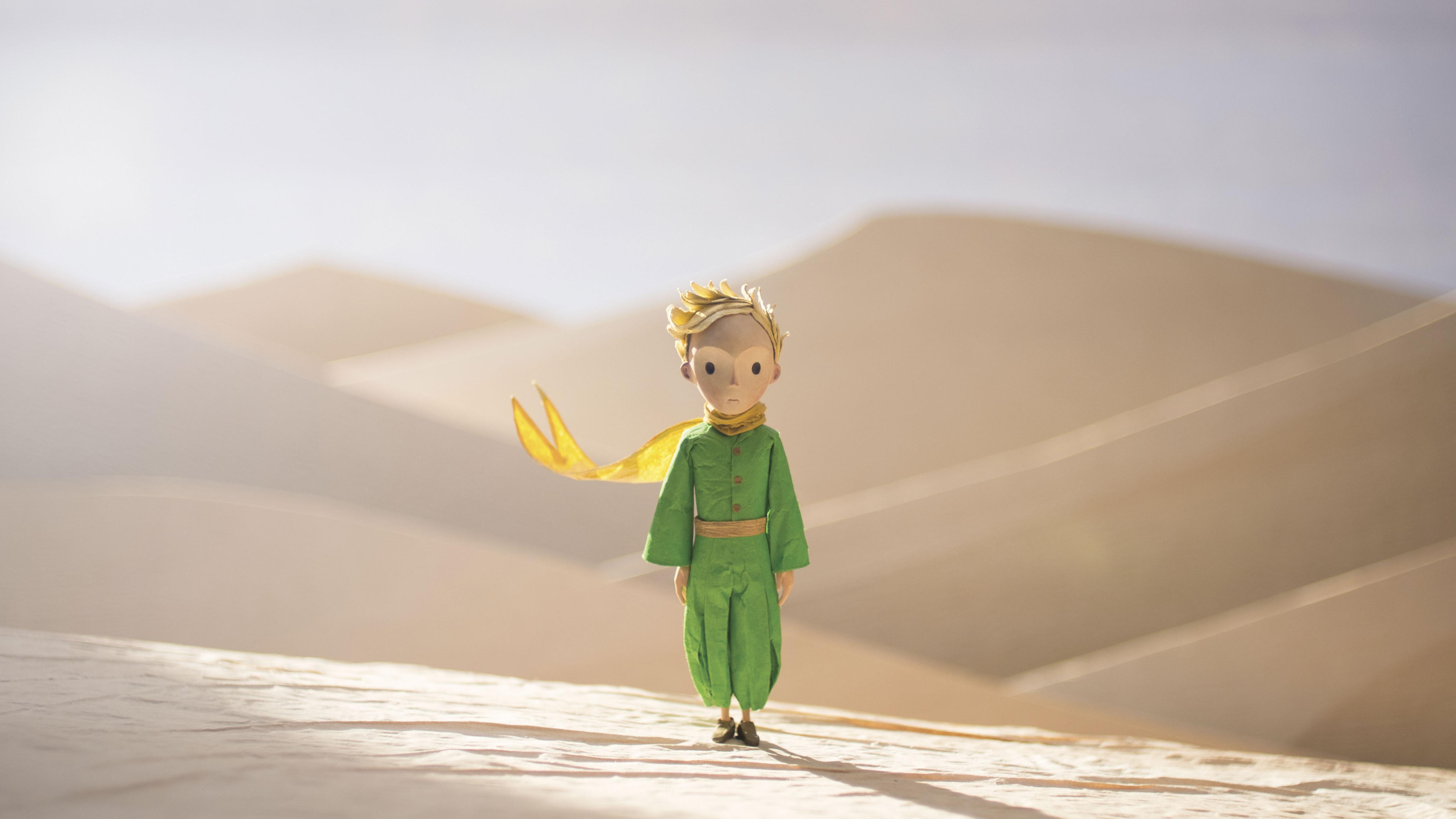 Маленький принц и лис онлайн