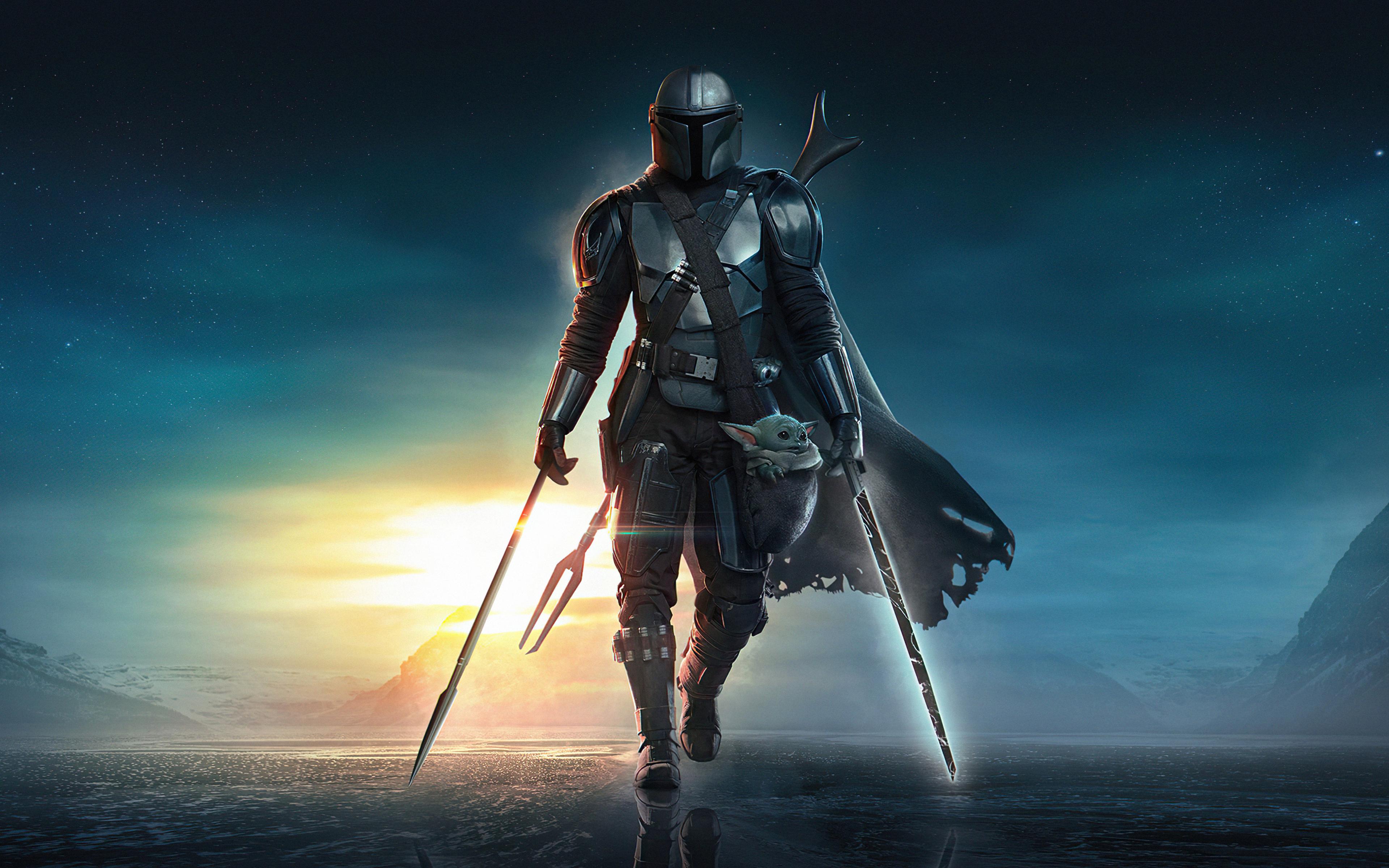 the-mandalorian-beskar-spear-and-the-darksaber-4k-us.jpg