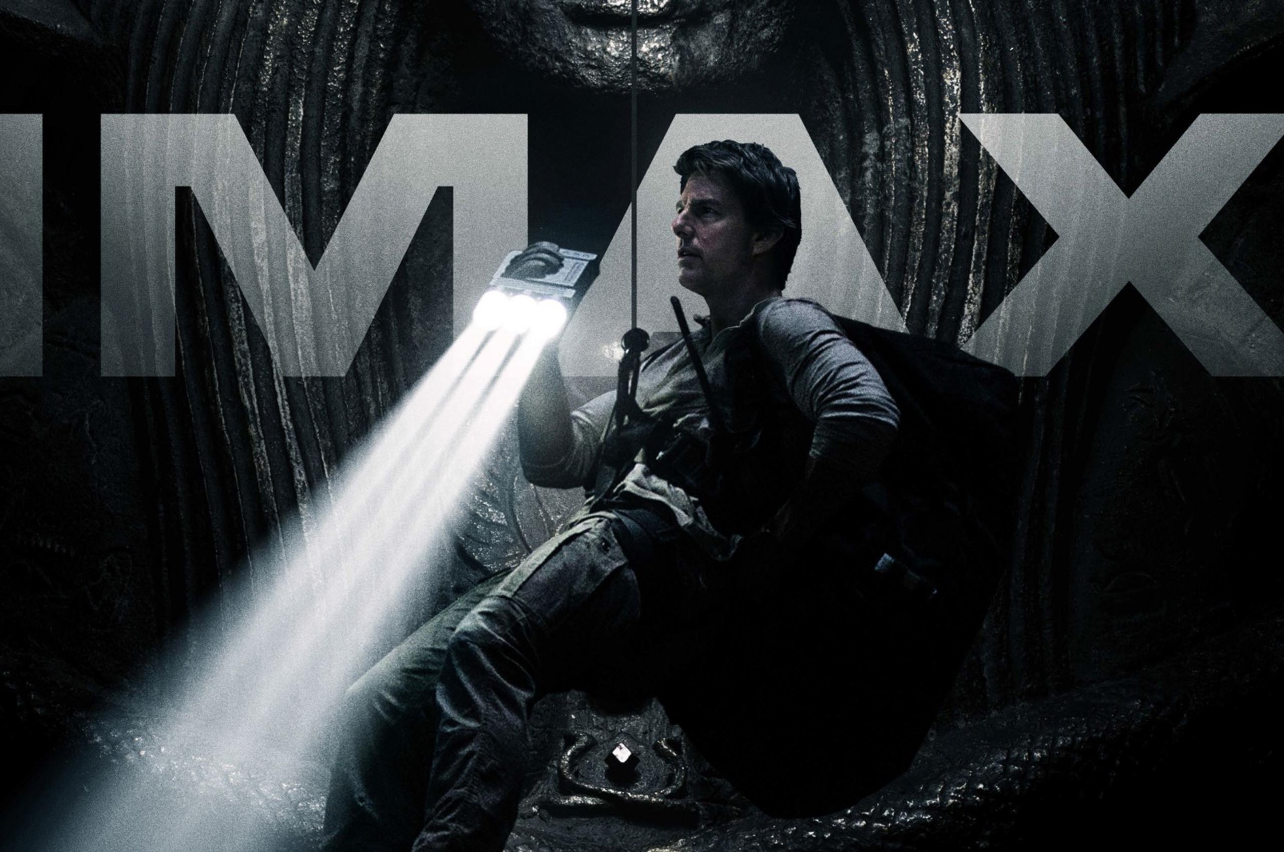 2560x1700 The Mummy Tom Cruise Imax Chromebook Pixel Hd 4k