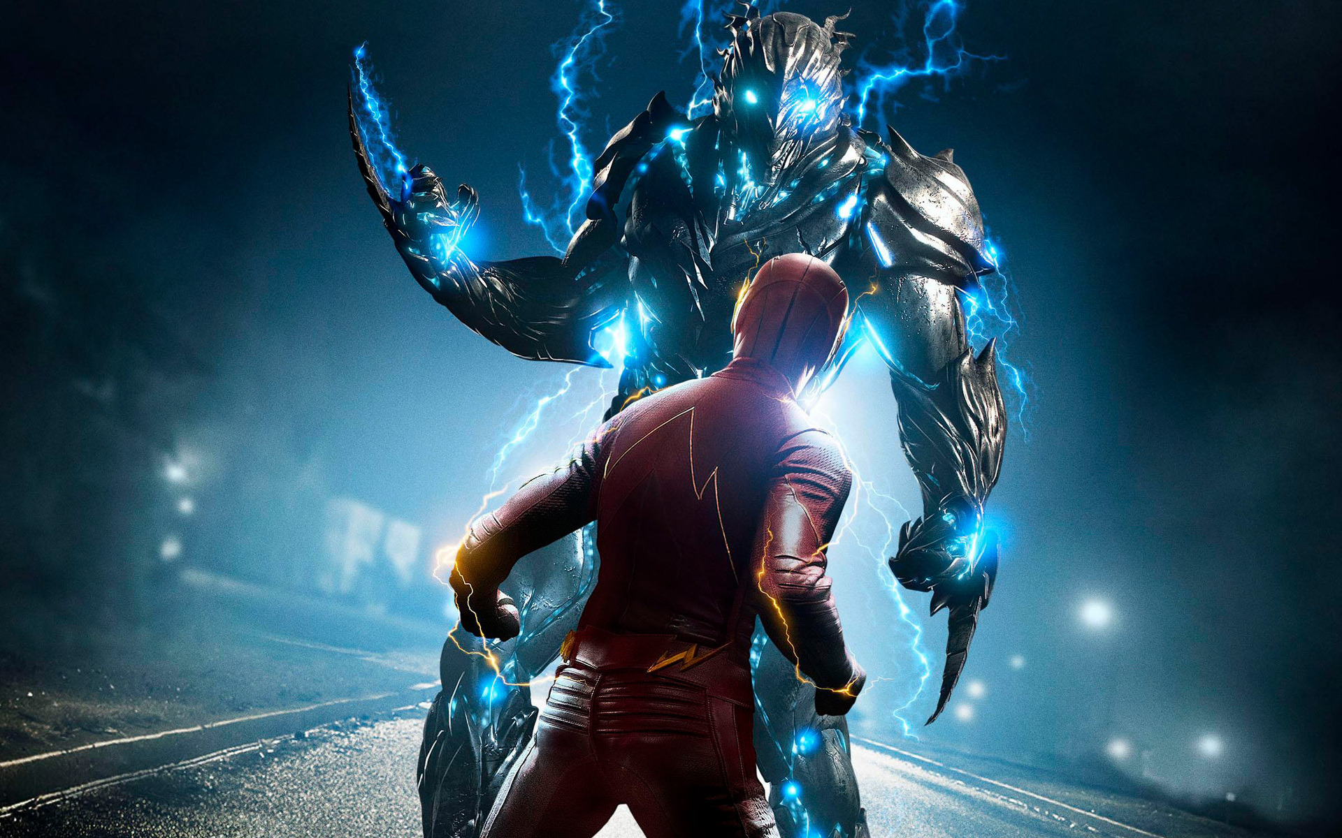 1920x1200 The Once And Future Flash 2017 1080P Resolution